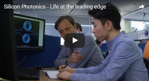 Silicon Photonics on YouTube